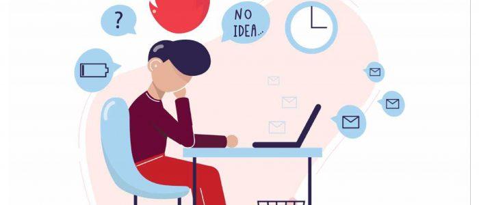 employee mental burnout