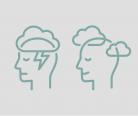 clouded mind, unfriendly stress