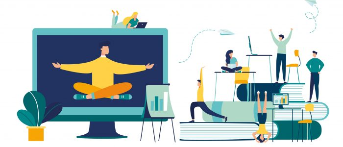business of wellbeing, wellbeing at work